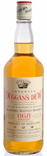 Duggan's Dew Scotch Whisky 750ml